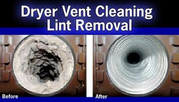 Dryer Duct Cleaning $25