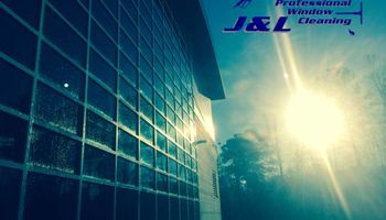 J&L Professional Window Cleaning and Pressure Washing