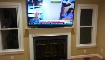 TV Mounted Today By A Skilled Installer! Mount Man Installations