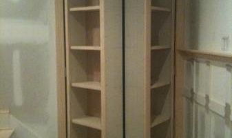 Book Cases/ Trim / Cabinetry/ kitchen and Bath