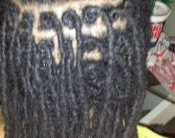 I TRAVEL! SEW IN AND BRAIDS DREADS