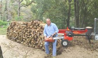 SEASONED OAK FIREWOOD (pick up or delivery)