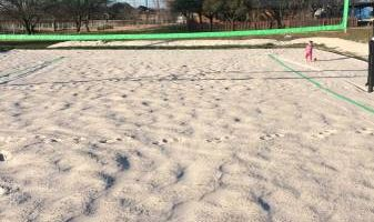 Sand Volleyball Training by Coach Snyder