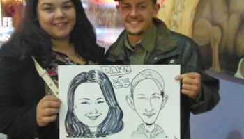 Caricature Artist for Hire
