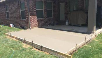 Entire METROPLEX Small Concrete Jobs