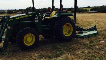 Jowell's Tractor Mowing - $45 per hour