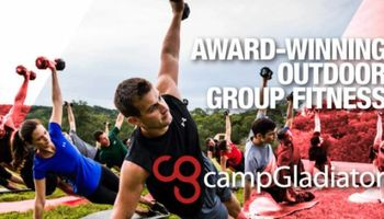 Camp gladiator -  fitness program for adults!