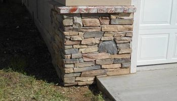 Mason for Hire Brick, Block and Stone