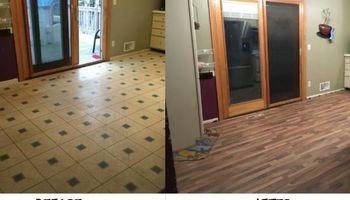 Master Flooring - Laminate Flooring Installation