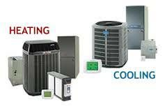 Heating and Cooling Service/Install