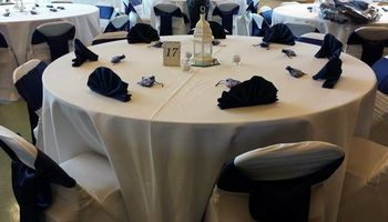 $1.50 for wedding chair covers & sashes!? WOW!