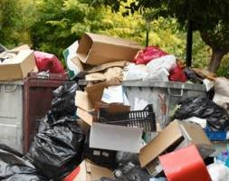 Trash hauling and cleanouts
