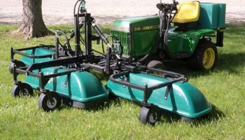 WEED AND FEED LAWNS - $155.00 an acre