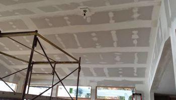 JBenton paint. Professional Drywall