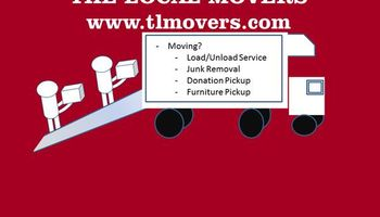 The Local Movers - Moving + Junk Removal