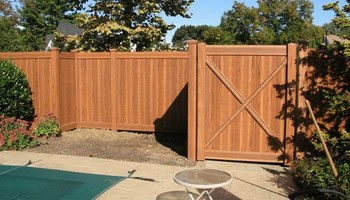 Abbey Fence - Wood Fence Installation