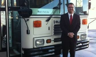 Limo/party bus $95/h/ 24passenger