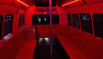 20 Passenger Xcursion Party Bus Rental