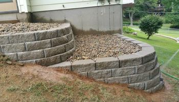 Professional Tony's Lawn & Landscaping! Affordable hardscapes and...