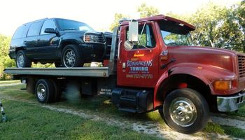 BONNARENS - LOW COST TOWING!