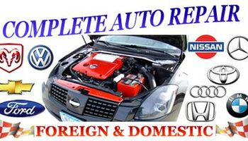 Cheap and fast auto mechanic service