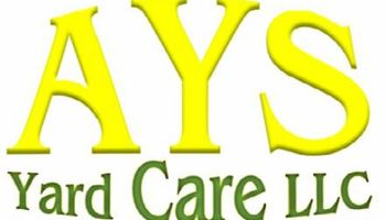 AYSYardCare. Lawn care services. Call us today for a free quote!