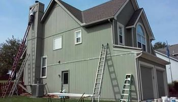 Exterior Painting, Wood Rot, Siding Replacement, Weatherproofing
