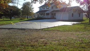 NICOLAISEN CONCRETE WORK - Replace or Repair - Driveways, Walks etc...