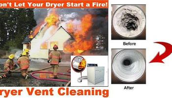 Mr. Lint. Dryer vent duct cleaning