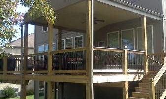 Spring is HERE... Get your wood deck or fence repaired!