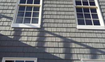 Siding, windows, gutters