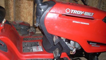 LAWN MOWER SALES & SERVICE