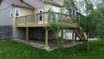 Decks, Pergolas, Screened Porches by The Deck Pro