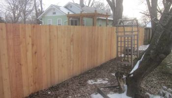 Fences - New, Repair, Replace