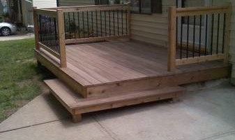 DO YOU NEED A NEW DECK OR FENCE?