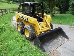 Bobcat, Skid Steer work, service