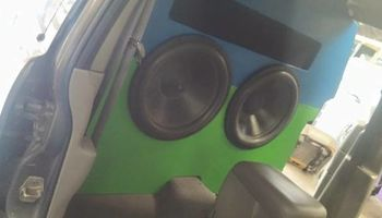 Custom Fiber Glass & Upholstery. Custom Audio Creation