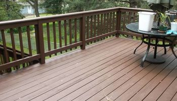 Deck staining/cleaning/repairs