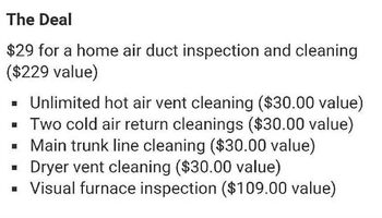 Professional Duct Cleaners LLC.