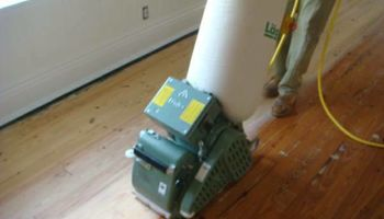 If You Need Your HARDWOOD FLOORS SANDED This Week CALL ME!