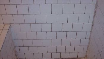 RE-GROUT TILE