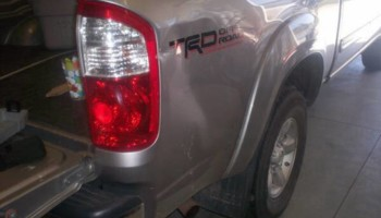 DENT REPAIR - MOBILE AUTO BODY WORK - FREE ESTIMATES