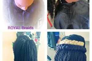 Royal African Braids - Great quality, great prices, WIFI
