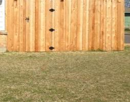 FENCE SERVICE! WOOD FENCES CEDAR, FREE ESTIMATES