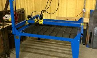 Cnc plasma cutting, welding and fabrication