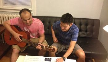 Guitar Lessons in Your Home, Free Trial