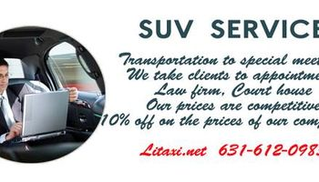 SUV SERVICE/ CLIENTS'S TRANSPORTATION