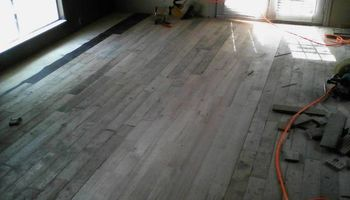 Hardwood floor, and general contractor