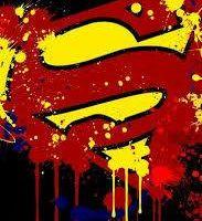 Superman moving