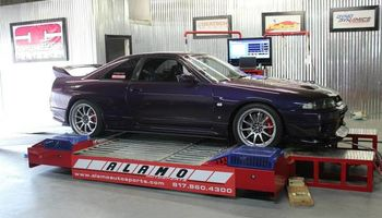Automotive Dyno Tuning